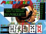Play Mario Poker free