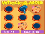 Play Whack a Mole free