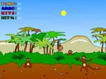 Game Monkey Hunt