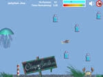 Play Sammy The Salmon Jellyfish Jive free