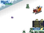 Play Sleigh Slalom free