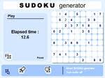 Play Sudoku Generator free
