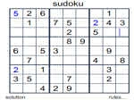 Game Simplest Sudoku