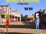 Game Bulimic Blowdown