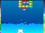 Game Fruity Bubble