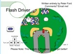 Play Flash Driver free