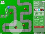 Play Bloons Tower Defense free