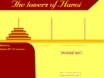 Play The Towers of Hanoi free