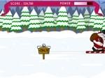 Play Santa Ski Jump free