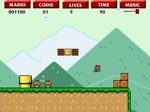 Play Super Flash Mario Bros free