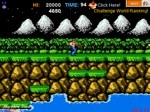 Play Contra Snowfield Battle free