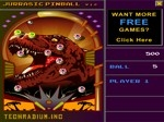 Game Jurassic Pinball