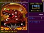 Play Jurassic Pinball free