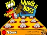Game Whack a Boss
