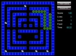 Play Snake Pacman free