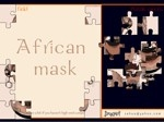 Game African Mask