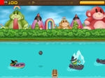 Play Rainbow Monkey Rundown free