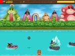 Play Rainbow Monkey Rundown free