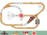 Play Wooden Trainsets free