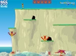 Play Monkey Cliff Driving free