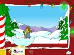 Game Springfield Snow Fight The Simpsons