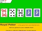 Play Royal Poker free