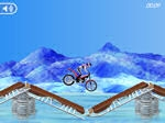 Play Bike Mania on Ice free