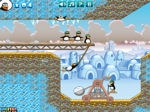 Play Crazy Penguin Catapult free