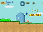 Play Sonic in Mario World 2 free