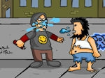 Play Hobo Brawl free