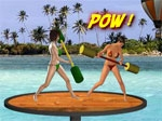 Game Beach Catfight