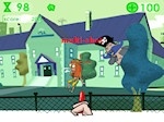 Play Split Ball Warrior free