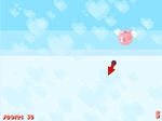 Play Flying Piggybank free