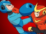 Play Megaman vs Quickman free