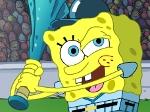 Game Slammin Slagger SpongeBob