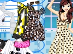 Play Dot Pattern Dress Up free