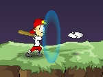Game Baseball Multiplayer Power Swing