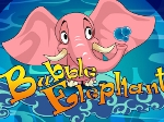 Game Bubble Elephant