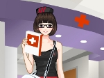 Game Sweet Nurse Dress Up