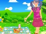 Game Picnic Girl Game