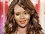 Play Rihanna Makeup free