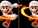 Game Mario Spot the Difference