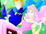 Play Princess Aurora online coloring page free