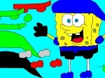 Game Dressup SpongeBob!