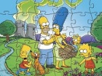 Play The Simpsons Puzzle free