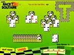 Game Moto Race Solitaire