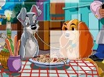 Play Sort my Tiles: Lady and The Tramp free