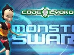 Game Code Lyoko: Monster Swarm