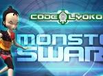 Play Code Lyoko: Monster Swarm free