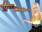 Play Dressup Hannah Montana free